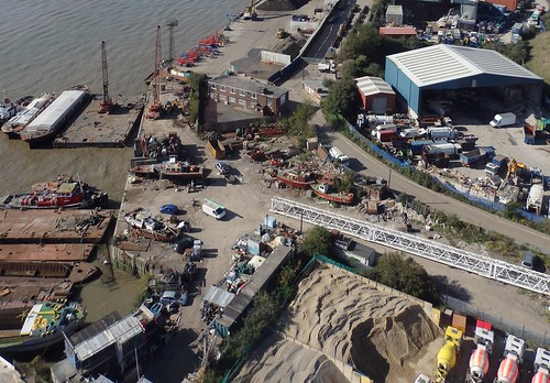 Thames Boatyard