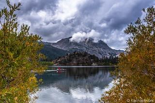 Gull Lake Fishing