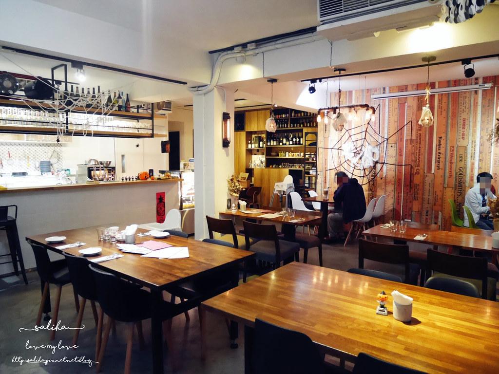台北大安區安和路信義安和站浪漫咖啡餐廳推薦Le Partage 樂享小法廚 (5)