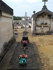 CIMETIERE DE CLAIX - Photo of Ladiville