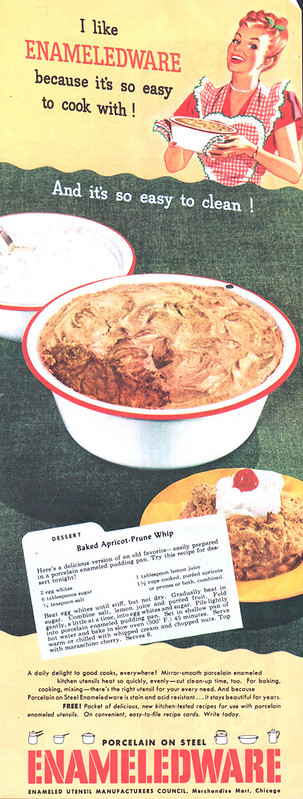 Enameledware Cookware 1948