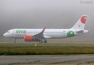 XA-VII Airbus A320 Neo Viva Aerobus