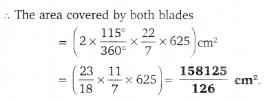 NCERT Solutions for Class 10 Maths Chapter 12 Areas Related to Circles 23