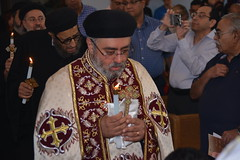 Fr. Anthony Receives the Church