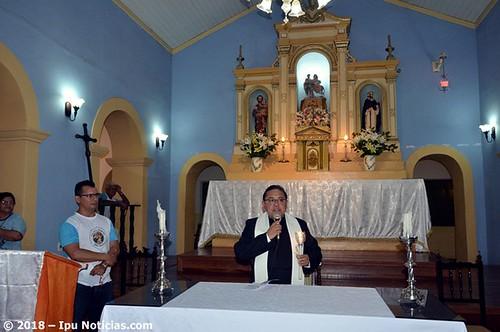Abertura  e Primeira novena da Festa de São Francisco em Ipu
