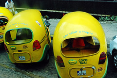 taxi pods