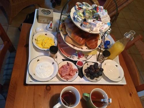 Ontbijtje Jannie Hoeve Westdorp