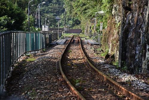 幼坑古道-平溪線鐵道