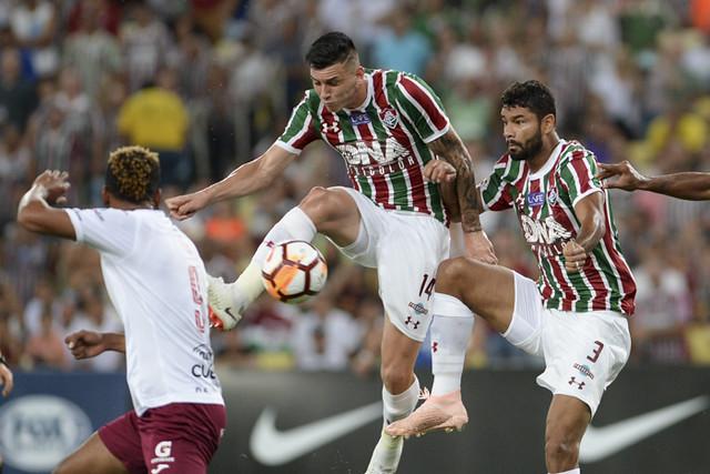 Fluminense 2 x 0 Deportivo Cuenca