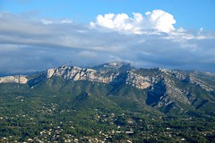 Au dessus de Valcros