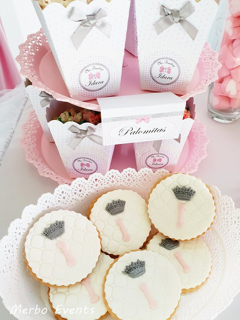 GALLETAS PRINCESA MERBO EVENTS