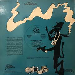 DIGITAL UNDERGROUND:UNDERWATER RIMES(JACKET B)