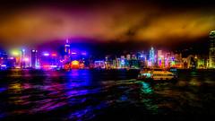 Victorias Night Colors:: HK