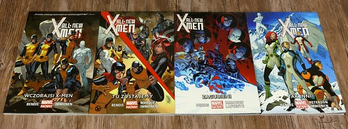 All-New X-Men 1-4