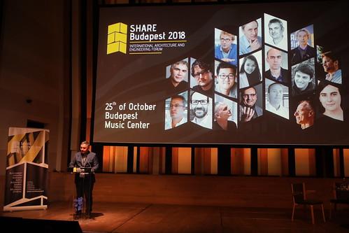 SHARE Budapest 2018