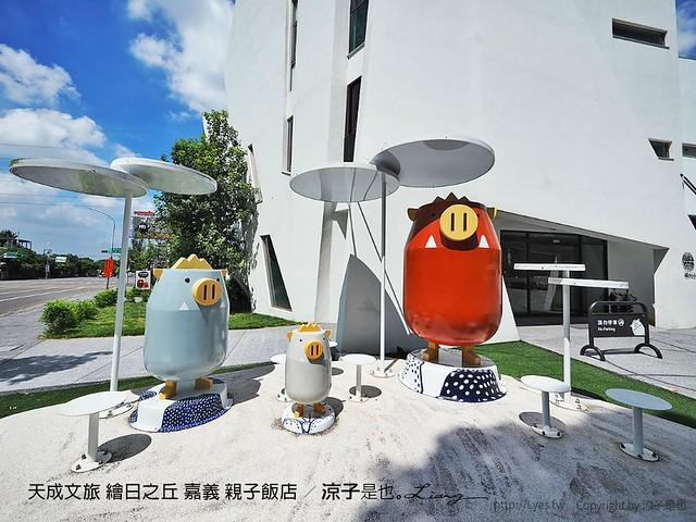 天成文旅 繪日之丘 嘉義 親子飯店 85