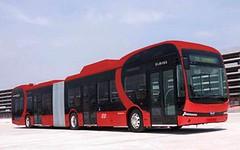 Autobuses articulados eléctricos BYD