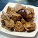 Marinated gluten (kao fu), Yu Garden Dumpling House, Flushing, Queens by Eating In Translation