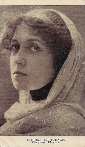 Florence Turner (Vitagraph)