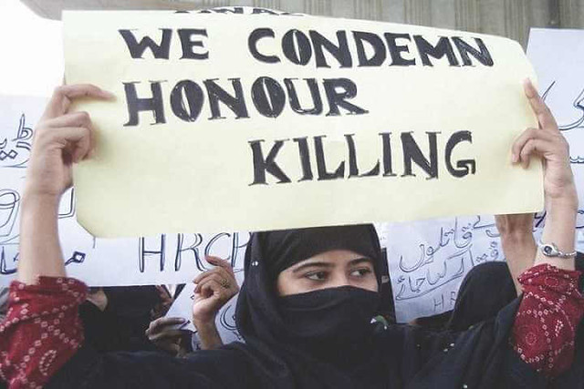 4750 An Arab man stabs his sister to death in another honor killing case 03