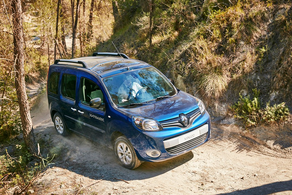 Comprar Renault Kangoo