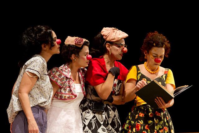 Festival Multicidade acontece no Rio com produções artísticas femininas de diversos países nas artes cênicas até o dia 13 de novembro - Créditos: Piti Tomé/ Divulgação