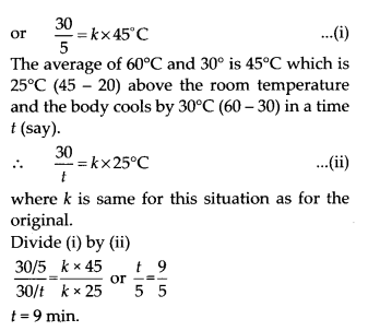 NCERT Solutions for Class 11 Physics Chapter 11Thermal Properties of matter 19