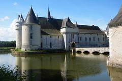 Plessis Bourre Chateau