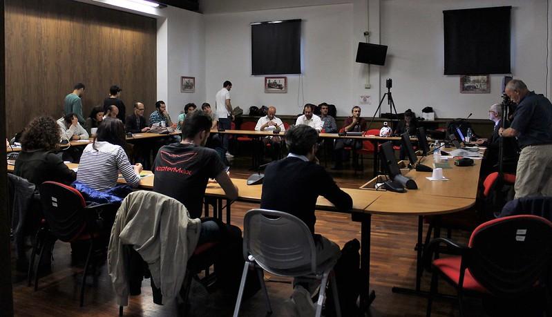 Technologyforall 2018 - Workshop in aula