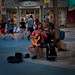 Jerusalem / Shamai Street / Guitar-player