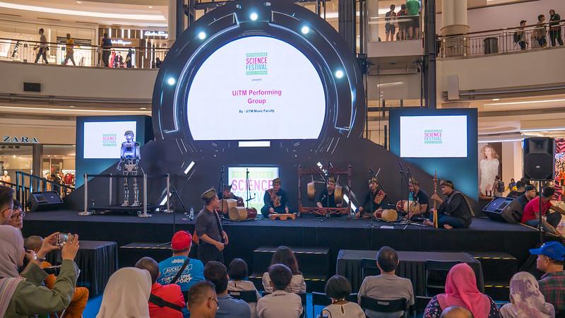 Science Festival 2018, KLCC, Kuala Lumpur, Malaysia