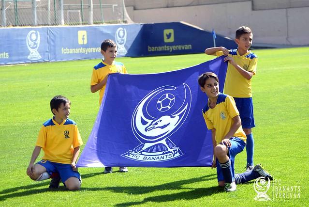 FC Banants vs FC Artsakh 2-1