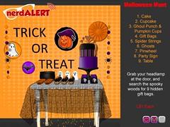 Halloween Hunt!!!