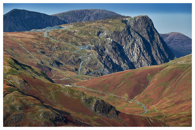 Honister Pass and Slate, Fujifilm X-T3, XF18-135mmF3.5-5.6R LM OIS WR