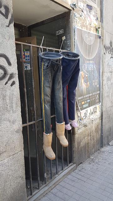 Streep Ser, Madrid