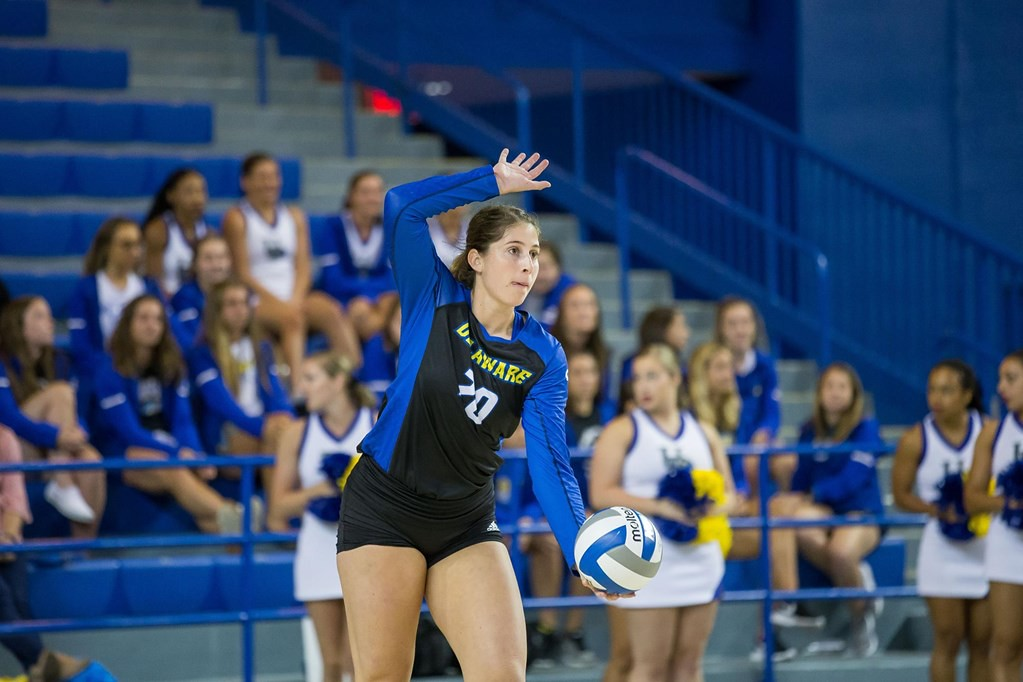 Delaware volleyball falls to Elon 3-1