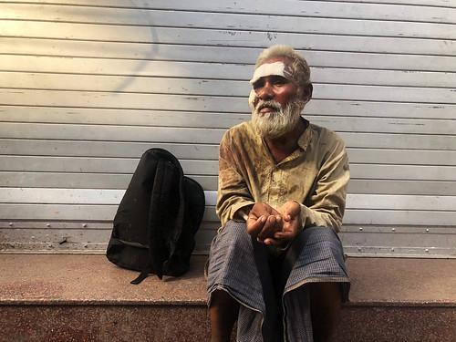 Mission Delhi - Sanjay Das, Central Delhi Market Lane