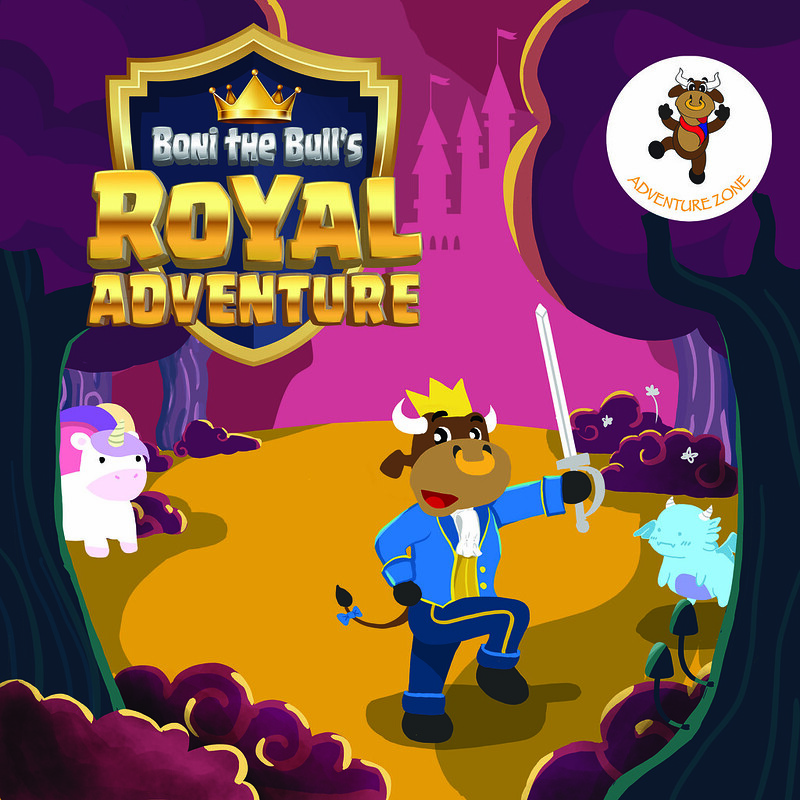 Adventure Zone - 2018 Halloween KV