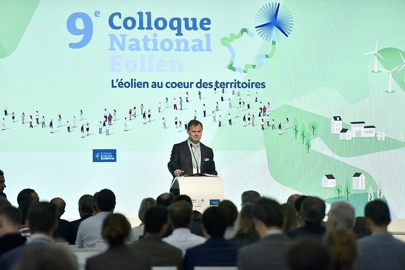 9ème Colloque National Eolien #CNE18