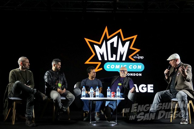 mcmLDN18 - MCM London Comic Con Winter 2018 (Photo Gallery 223 - Caroline Sultana)
