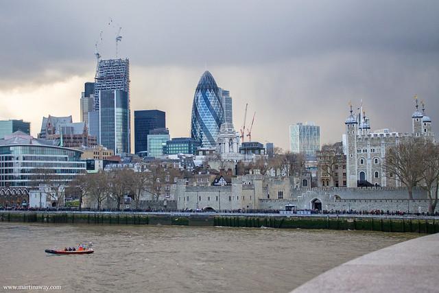 City of London: curiosità su Londra