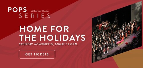 "The Orlando Philharmonic Orchestra Presents ""Home for the Holidays!"""