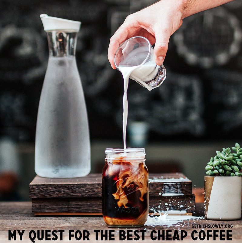 My Quest for the Best Cheap Coffee