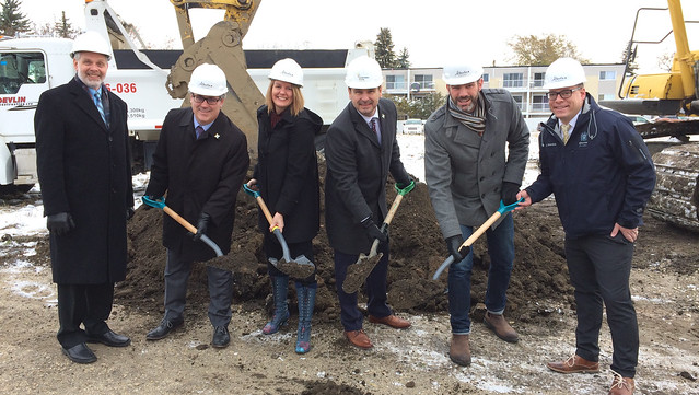 Province invests in affordable housing for seniors