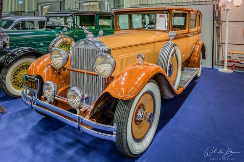 2H4A1945 Packard 726 1930
