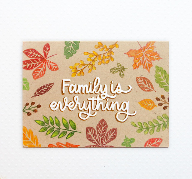 family is everything