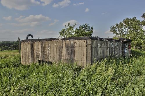 Bunker bei Lostau / Magdeburg