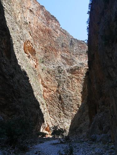 Aradenna Gorge
