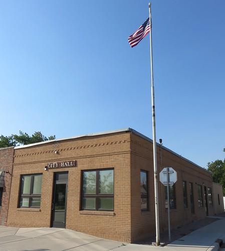 Upton, Wyoming City Hall