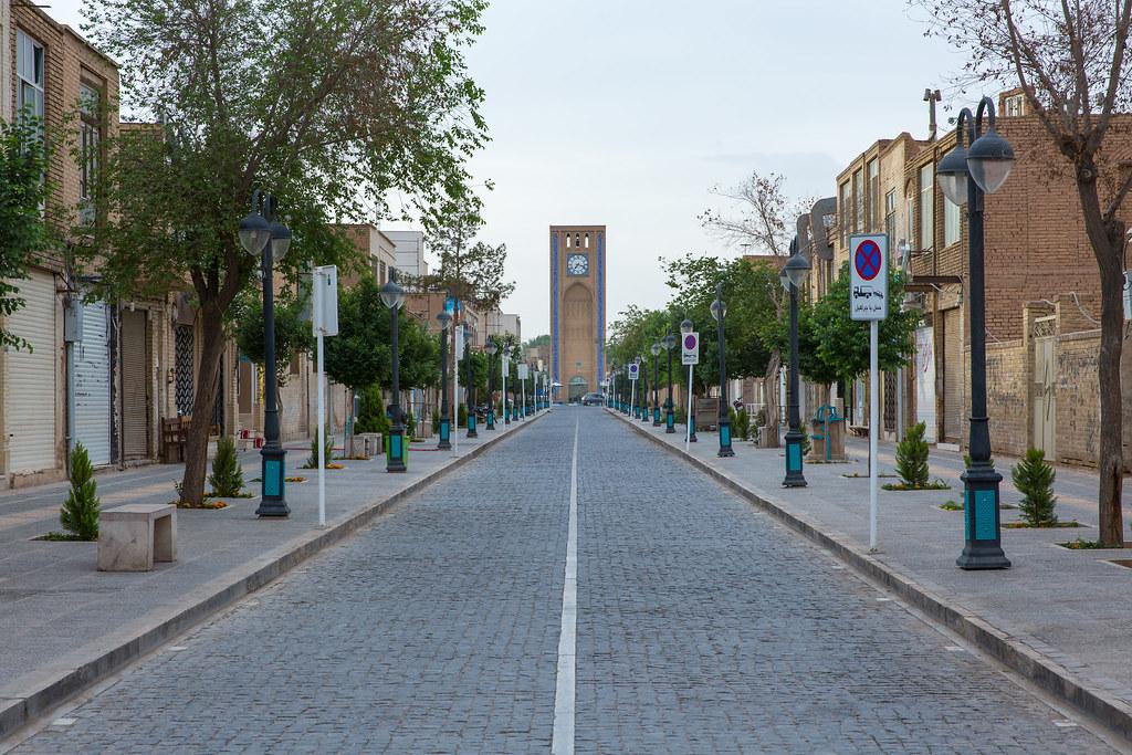 Iran. Yazd